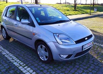 Ford Fiesta 1.25 AMBIENTE