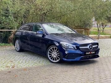 Mercedes-benz Cla 180 D Shooting Brake AMG LINE