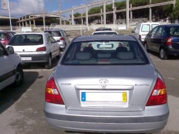 Hyundai Elantra 1.6 GLS Plus