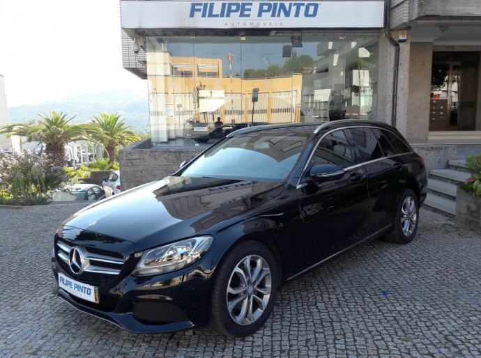 Mercedes-Benz C 180 D Station BlueTEC Avantgarde