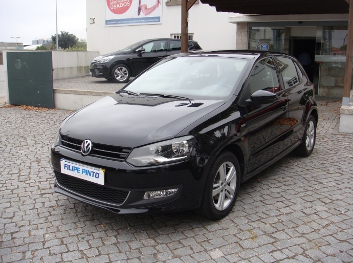 Vw Polo 1.2 TDI Match 5 Portas