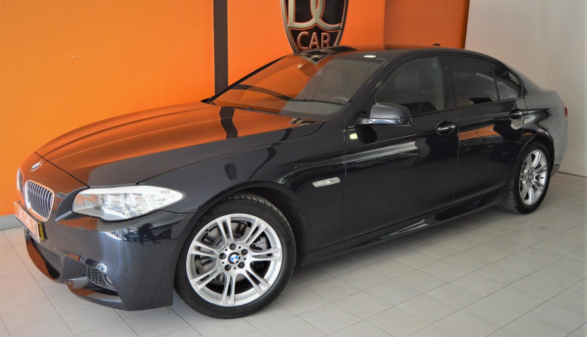 BMW 520 D FULL PACK M