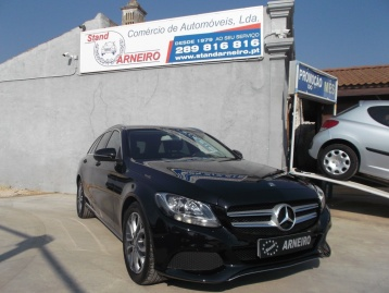 Mercedes-Benz C 180 STATIO 180 d Fleet Pac