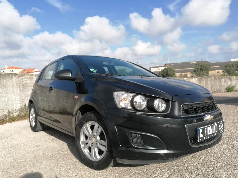 Chevrolet Aveo 1.2 LT Bi-Fuel