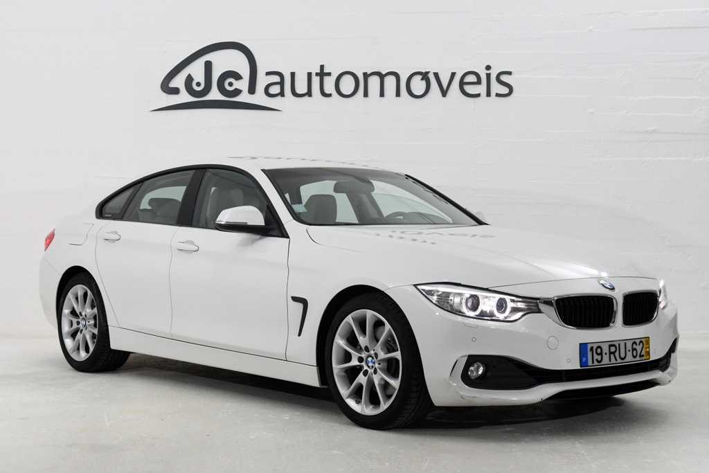 BMW 425 d Grand Coupé Aut.