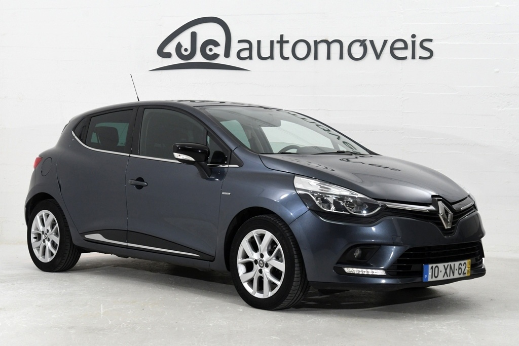 Renault Clio IV  1.5 DCI Limited