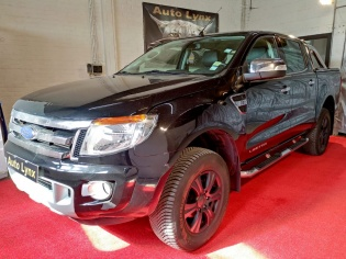 Ford Ranger LIMITED 2.2 D