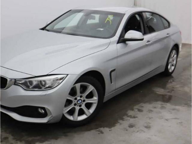 BMW 420 Grand Coupé D