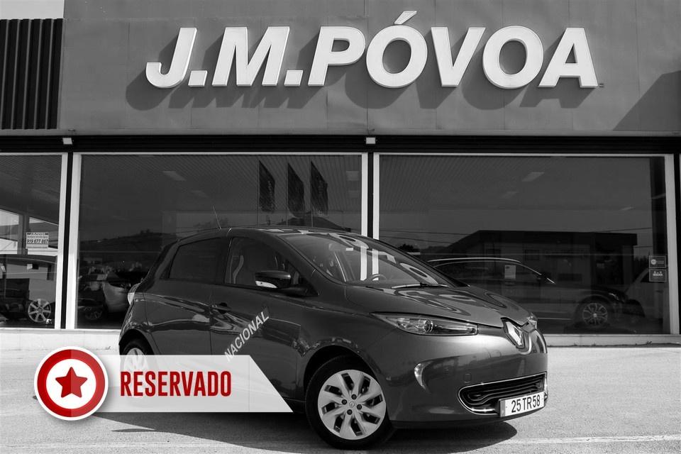 Renault ZOE Intens 22 GPS Baterias Próprias