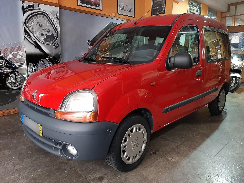 Renault Kangoo 1.4 RT Pampa