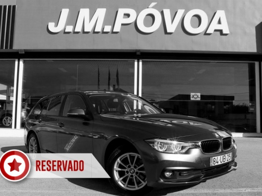 BMW Série 3, 2017