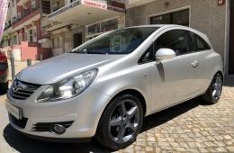 Opel Corsa GTC CDTI