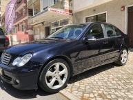 Mercedes-Benz C 220 CDI - 130.000 km - Nacional