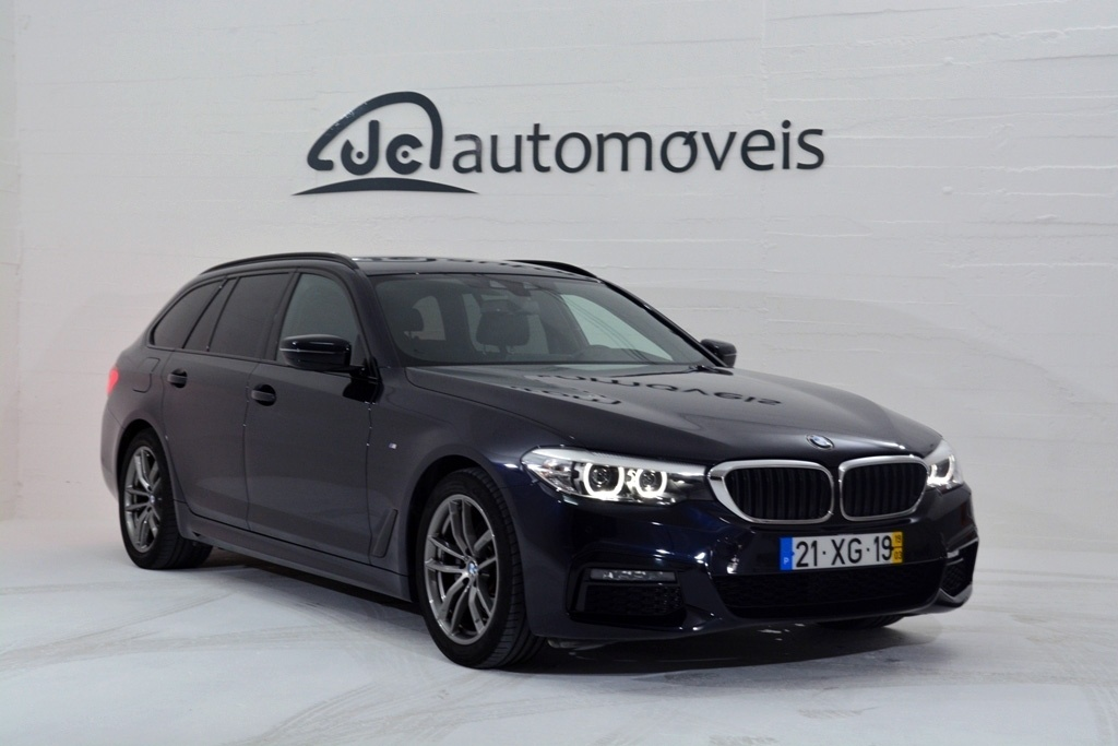 BMW 520 d Pack M Touring