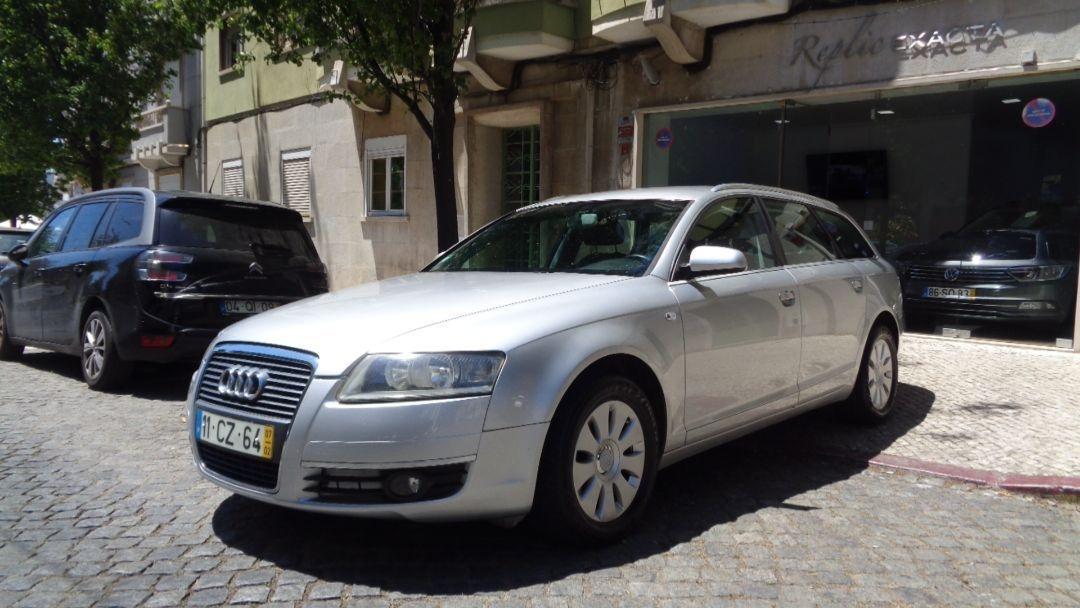 Audi A6 avant 2.0 TDi Multitronic Excl.