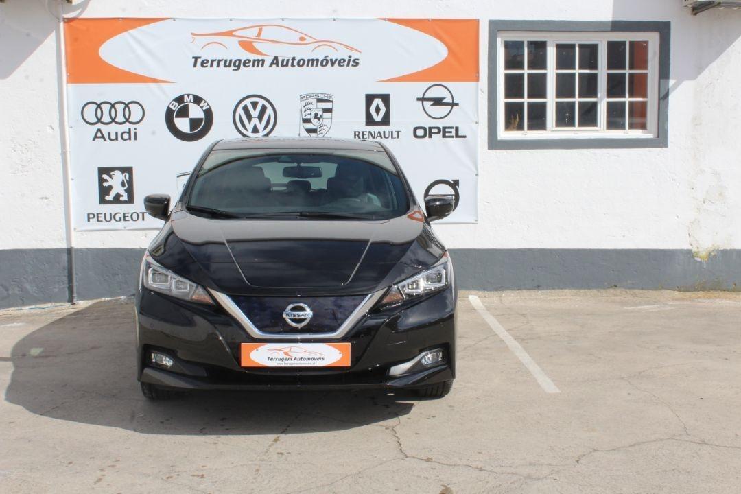 Nissan Leaf Tekna ProPilot Park