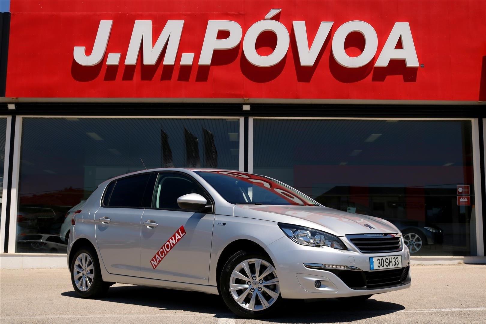 Peugeot 308 1.6 BlueHDI Style 120cv