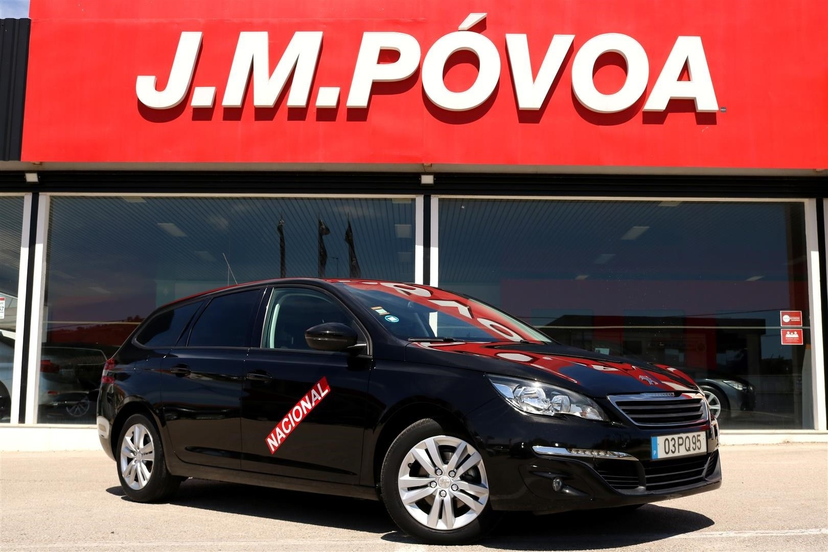 Peugeot 308 SW 1.6 BlueHDI Active 120cv