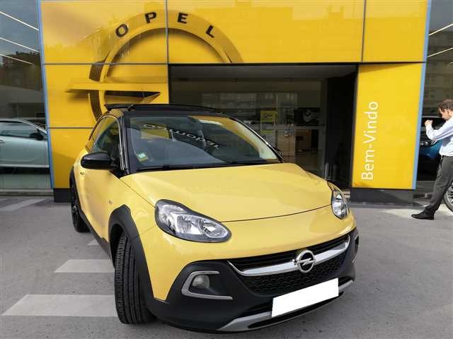 Opel Adam 1.0 T Rocks