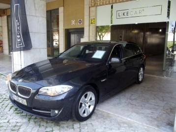 BMW 520 d Touring 184cv