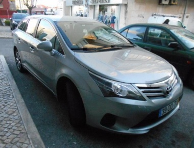 Toyota Avensis SW 2.0 D-4D Comfort