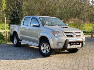Toyota Hilux 3.0 D-4D 4X4