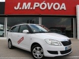 Skoda Fabia Break Van 1.2 TDI Active
