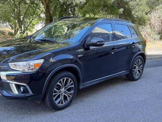 Mitsubishi Asx 1.6 DI-D Instyle Connect Edition
