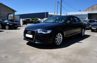 Audi A6 2.0 TDI MULTITRONIC EXCLUSIVE (177cv)(NACIONAL)