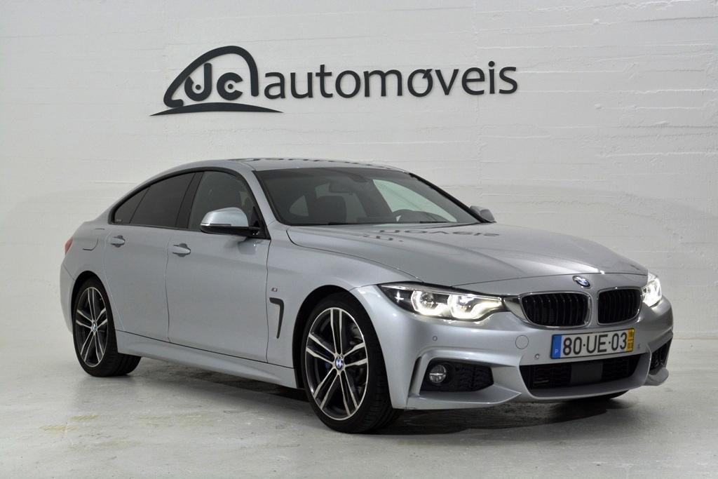 BMW 425 Gran Coupé d Pack M Aut.