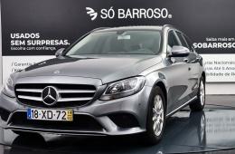 Mercedes-benz C 180 D Station Avantgarde Auto