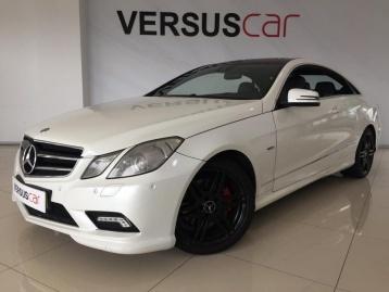 Mercedes-benz E 250 CDi Avantgarde BlueEfficiency Auto