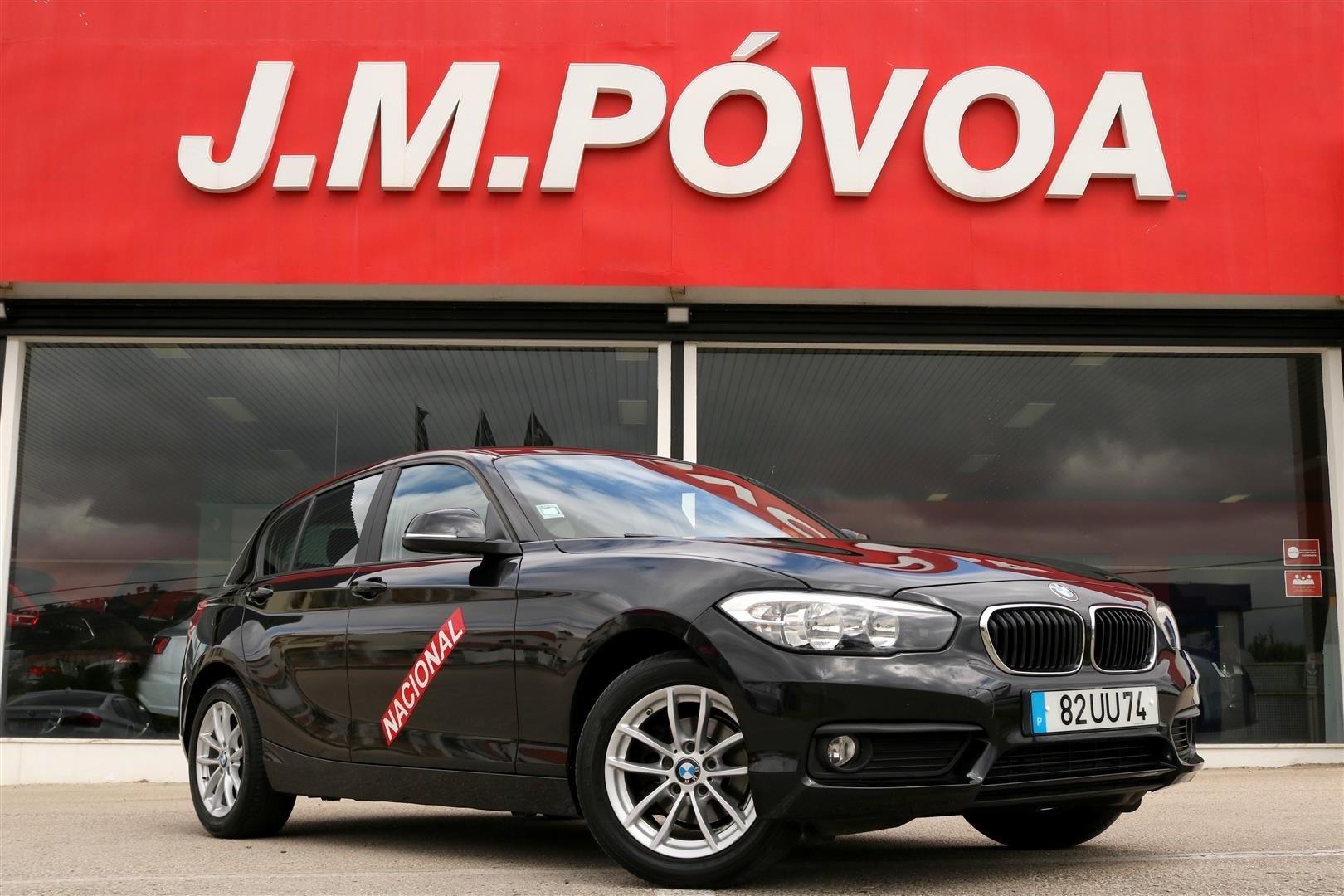 BMW Série 1 116 d Advantage 116cv