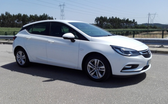 Opel Astra 1.0 TURBO ENJOY 105cv