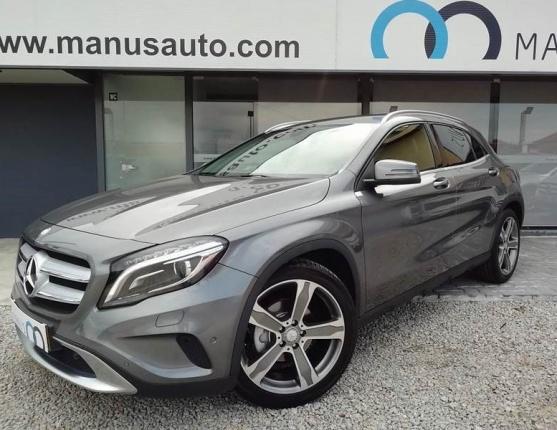 Mercedes-Benz GLA 180 CDI, 2014