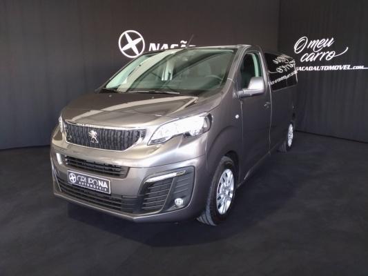 Peugeot Traveller, 2018