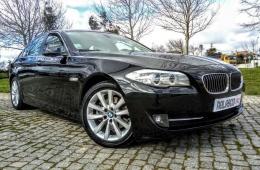 BMW 520 D JLL18, GPS PRO, PELE - NACIONAL