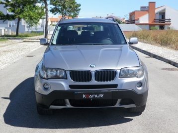 BMW X3 2.0d Auto ***RESERVADO***