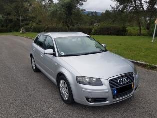 Audi A3 Sportback 1.9TDI NACIONAL