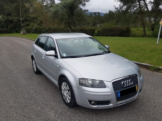 Audi A3 Sportback, 2007