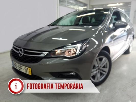 Opel Astra Sports Tourer, 2016