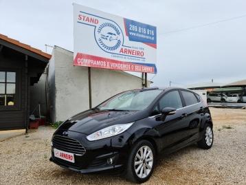 Ford Fiesta 1.0i Titanium