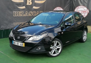 Seat Ibiza 1.6 TDI-NACIONAL