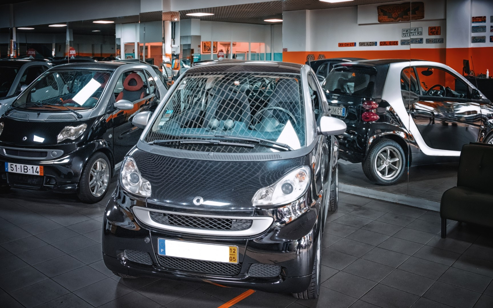 Smart ForTwo 1.0 MHD. Passion