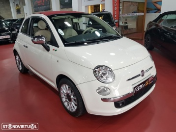 Fiat 500c 1.3Multijet Lounge