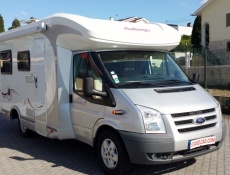 Ford Transit Challenger 42+