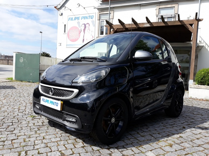 Smart ForTwo Coupe mhd Black Edition