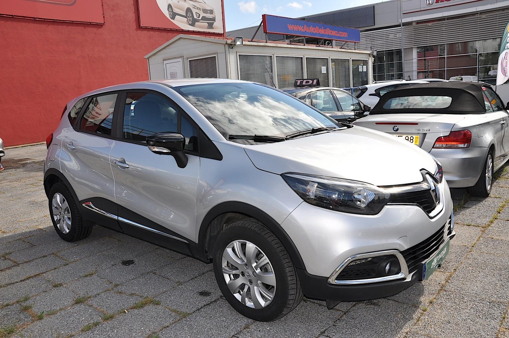 Renault Captur 1.5 Dci Sport