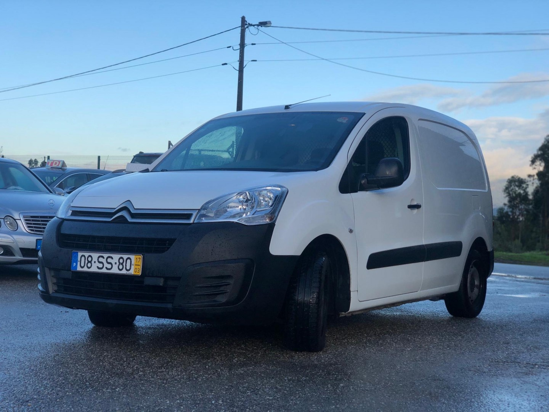 Citroën Berlingo Van 1.6 BlueHDi