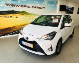 Toyota Yaris 1.0 VVT-i ACtive+AC